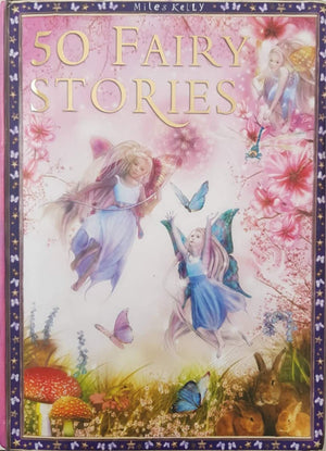 50 FAIRY STORIES Like New, 3+ Yrs Recuddles.ch  (6541798179001)