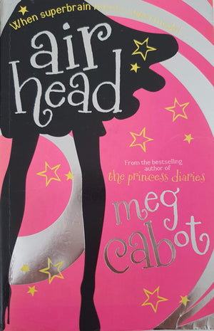 Airhead Like New Meg Cabot  (6088166211769)