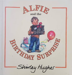 ALIFE and the BIRTHDAY SURPRISE Like New, 0-5 Yrs Recuddles.ch  (6541798146233)
