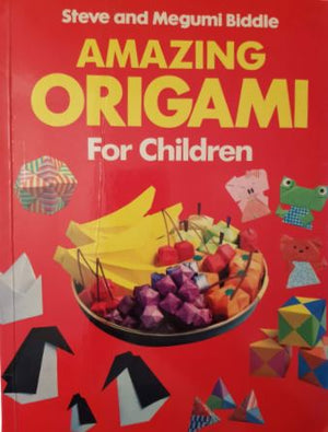 Amazing Origami for Children Like New Recuddles.ch  (4620178161719)