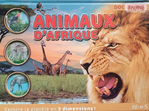 Animaux D'Afrique Like New Not Applicable  (4630312615991)