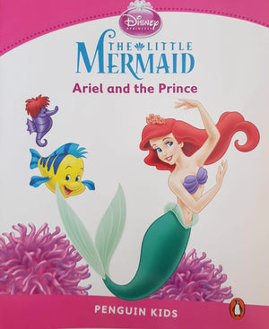 Ariel and the prince Very Good,English Disney  (6088029208761)