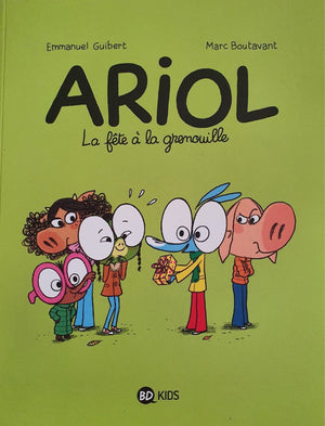 ARIOL La fête à la grenouille Like New, 7+ Yrs Recuddles.ch  (6693586075833)