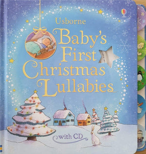 Baby's First Christmas Lullabies Like New, 0-5 Yrs Caroline Faivet  (6652477341881)