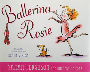 Ballerina Rosie Like New Not Applicable  (4613605523511)