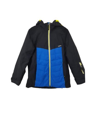 Blue & Black Jacket Decathelon,6 yrs Decathelon  (4618075144247)
