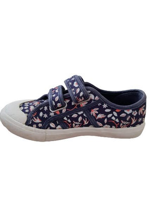 Blue with white flowers La redoute, Size 33 La redoute  (4602532560951)