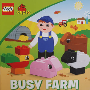 Busy Farm Very Good Lego  (4603216298039)