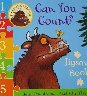 Can You Count? Jigsaw book Like New, 3+Yrs Recuddles.ch  (6639374893241)