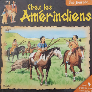 Chez les Amérindiens Like New Not Applicable  (4595537018935)