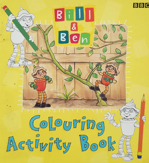 Colouring Book Like New, 3+ Yrs Recuddle  (6614237610169)