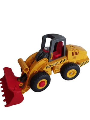 Construction Front End Loader Very Good The Gift Box Project  (6114661859513)