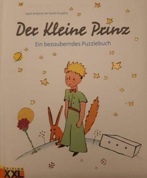 Der Kleine Prinz Like New Recuddles.ch  (4627979960375)