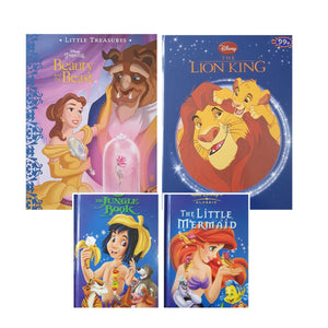 Disney 4 Books set Very Good, 4-6 Yrs Book Sets  (6297321439417)