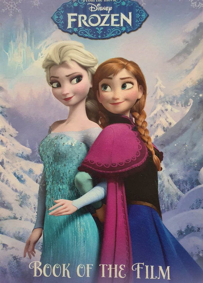 Disney Frozen - Book of the Film