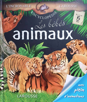 ENCYCLOPEDIE - Les bebes Animaux Like New Not Applicable  (4630312681527)