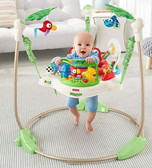 Fisher-Price Jumperoo Very Good, upto 12 Kg Fisher Price  (6634875617465)