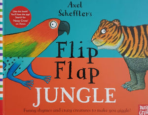Flip Flap Jungle Like New Recuddles.ch  (6100592689337)