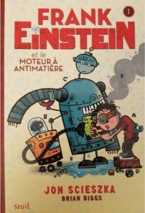 Frank Einstein Et le Moteura Antimatière Like New Recuddles.ch  (4622625505335)
