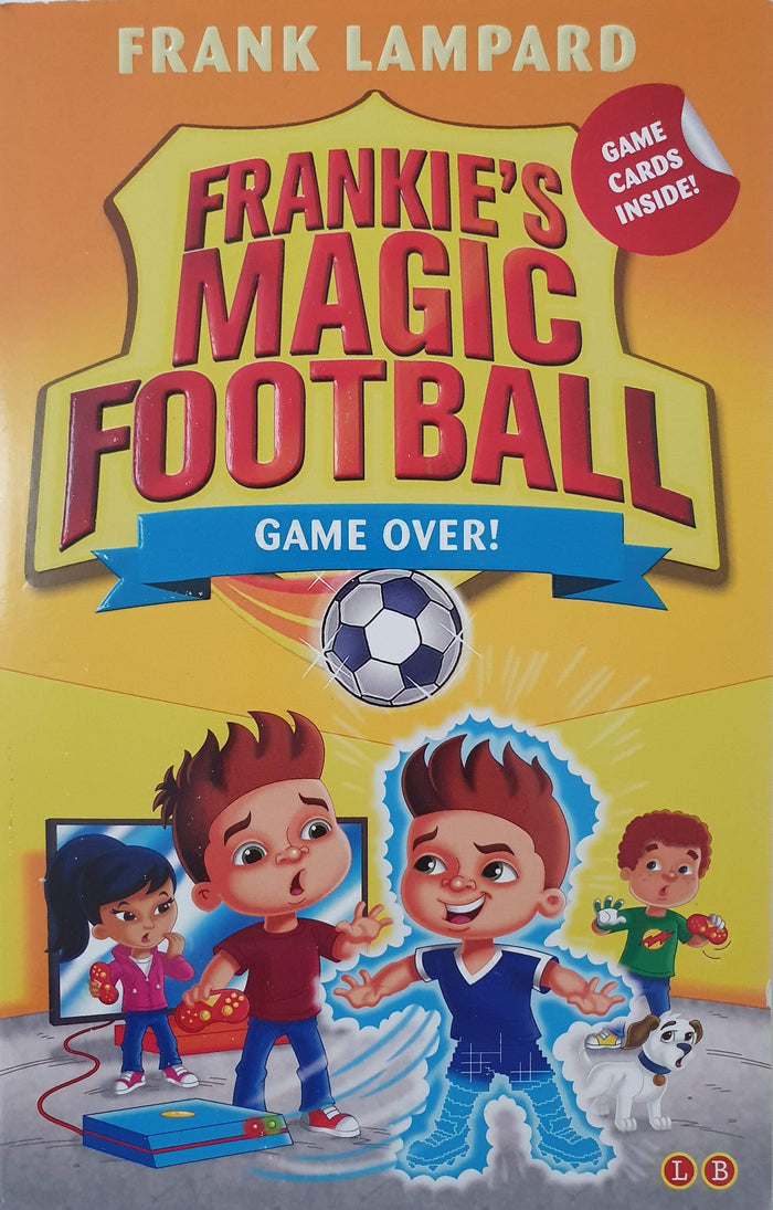Frankie's Magic Football-Game over