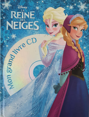 Frozen: La Reine Des Neiges Like New Disney  (4606867439671)