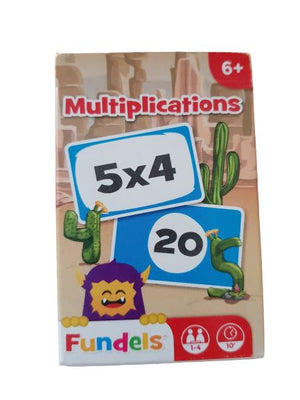 Fundels: Multiplications Like New Fundels  (4607991414839)