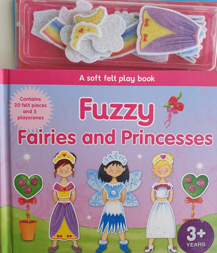 Fuzzy-Fairies and Princesses
