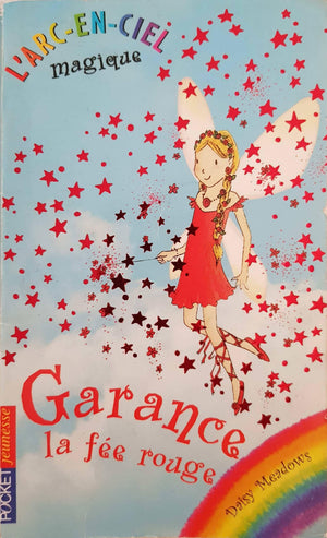 Garance la fée rouge Very Good L'Arc-En-ciel Magique  (4619393957943)