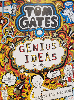 Genius Ideas Like New Tom Gates  (4625105584183)