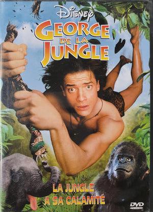 George De La Jungle EN, FR, IT Not Applicable  (4601804750903)