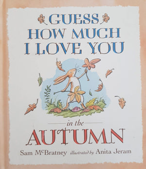 Guess How Much I Love You in the Autumn Like New Recuddles.ch  (6163411566777)