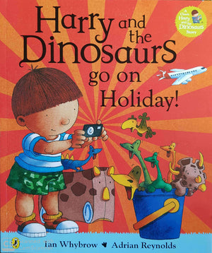 Harry and the Dinosaurs go on Holiday Like New Not Applicable  (4613450465335)