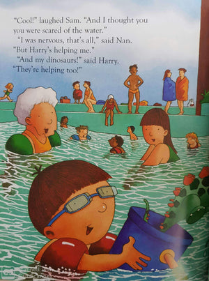 Harry and the Dinosaurs make a Splash Like New Not Applicable  (4613450432567)