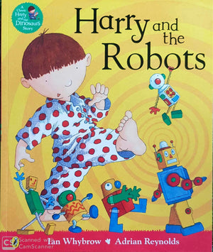 Harry and The Robots Like New Not Applicable  (4613450498103)