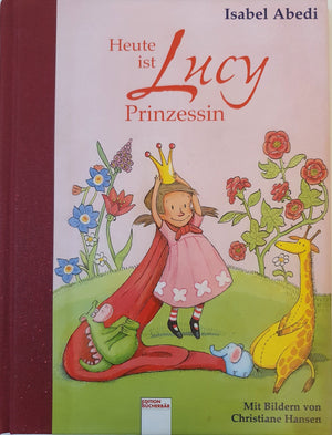 Heute ist Lucy Prinzessin Like New Recuddles.ch  (4630753214519)