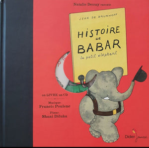 Histoire De Babar Very Good, 3-8 years Babar  (6688597868729)