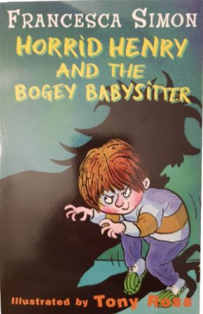Horrid Henry and the Bogey Babysitter Like New Horrid Henry  (4620178030647)