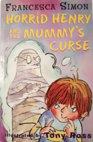 Horrid Henry and the Mummy's Curse Like New Horrid Henry  (4620177965111)