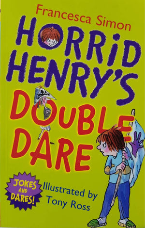 Horrid Henry Double Dare Like New, 10-12 Yrs Horrid Henry  (6557552738489)