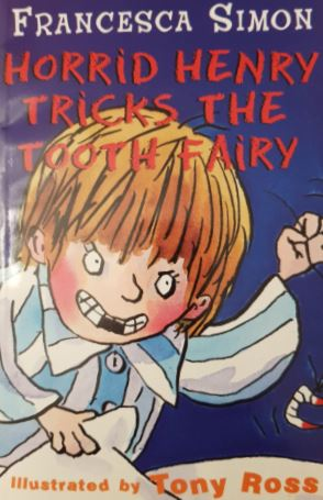 Horrid Henry tricks the Tooth Fairy Like New Horrid Henry  (4620177997879)