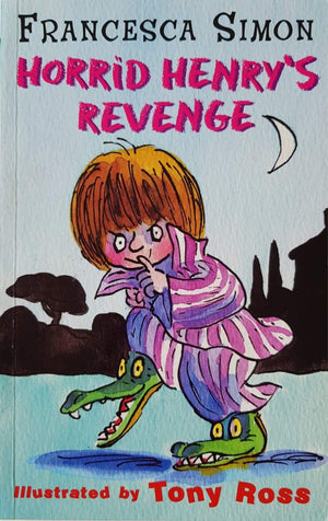 Horrid Henry's Revenge Like New, 6+ Yrs Horrid Henry  (6557552967865)