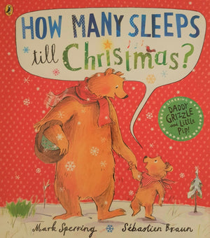 How Many sleeps till Christmas Like New Recuddles.ch  (6183832256697)