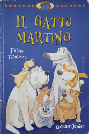 IL GATTO MARTINO Very Good, 7+ Yrs Olga  (6615517692089)