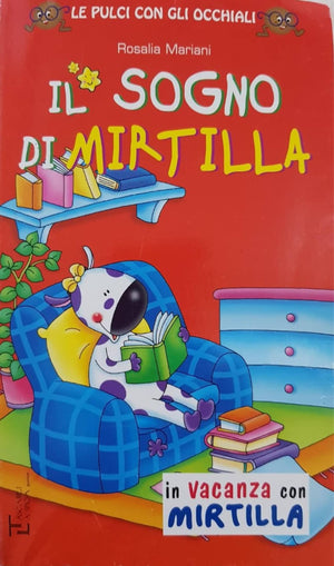 IL SOGNO DI MIRTILLA Like New, 8-10 Yrs Olga  (6615518412985)