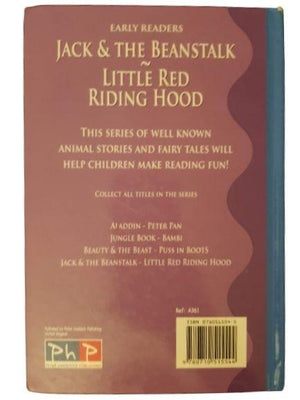 Jack & the Beanstalk, Little Red Riding Hood Like New Recuddles.ch  (4624871194679)