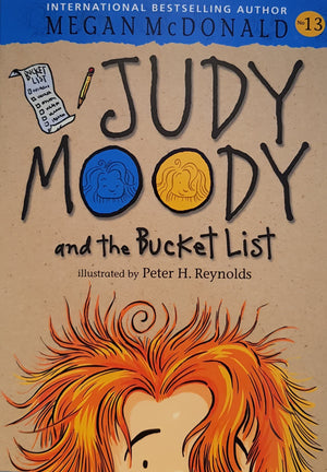 Judy Moody and the Bucket List Like New Judy Moody  (4625105485879)