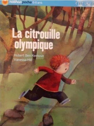 La citrouille olympique Like New Recuddles.ch  (4622625538103)