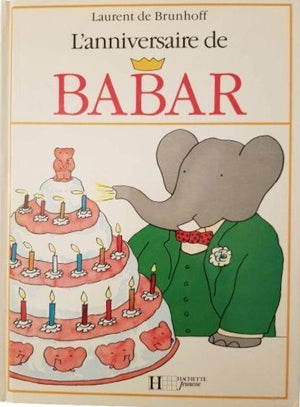 L'anniversaire de BABAR Like New Not Appicable  (4626502451255)