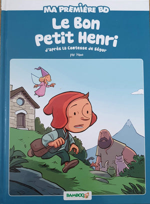 Le Bon Petit Henri Like New, 3+Yrs Recuddles.ch  (6645579120825)