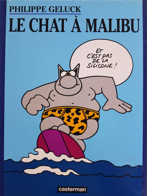 Le chat a Malibu Like New Not Applicable  (4605663871031)